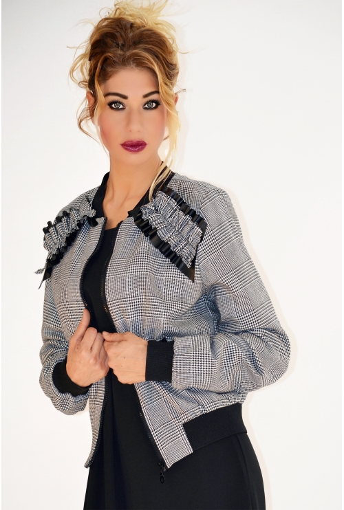 BOMBER GALLES DONNA