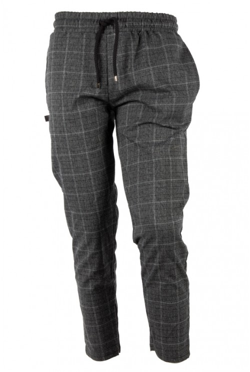 MAN TROUSERS GALLES GREY